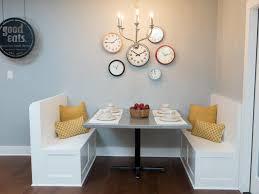 Breakfast Nook Fixer Uppers Dreamiest Breakfast Nooks Hgtvs Decorating