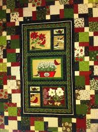 164 best Panel quilts images on Pinterest | Quilt patterns, Kid ... & Christmas Panel Quilt Adamdwight.com
