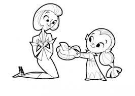 Disegni Festa Della Mamma Da Colorare Donneeit
