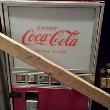 Coca Cola Can Vending Machine Stunning Best 48 Coca Cola Can Vending Machine Everything Is Working No