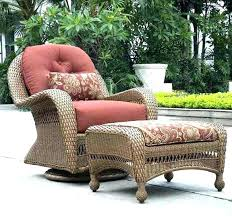 swivel glider patio chairs rattan swivel rocker chair gorgeous example shots wicker swivel rocker patio chairs