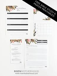 Free Printable: Inductive Bible Study Worksheets & Companion Card ...