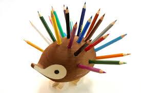 Delightful Unusual Pen Holders And Unique Pencil Holders (15) 14