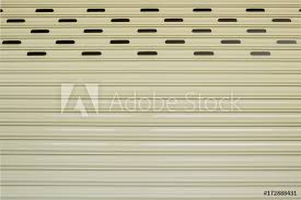 photo art print the texture of corrugated metal sheet white or gray galvanizes steel rolling shutter europosters
