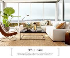 Coastal Living Furniture & Decor Williams Sonoma