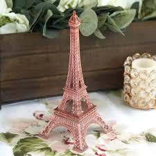 """10""""   <b>Rose</b> Gold   <b>Eiffel Tower</b> Centerpiece   <b>Eiffel Tower</b> Cake ..."""
