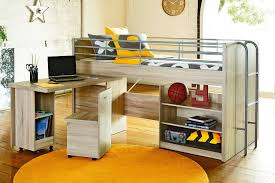 Bunk Bed Sofa Desk With Bunk Beds With Desk (View 4 of 15)