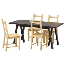 ikea dining table glass ikea glass dining table and 4 chairs ikea fusion table