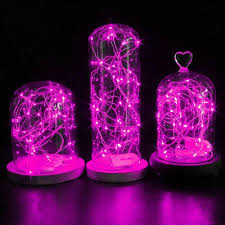 20 Led Lights Battery Operated Details About 6 Pack 7 2 20 Led Battery Operated Fairy Lights Mini Copper Wire Firefly String