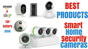 BEST SMART HOME SECURITY CAMERAS = TOP Sellers Amazon And Ebay