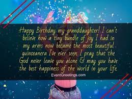 So, my wish to you is to achieve your dreams no matter what, because you truly deserve it. 55 Happy Birthday Wishes For Granddaughter Events Greetings