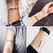 Short Tattoo Quotes Inspiration One Word Tattoos POPSUGAR Smart Living