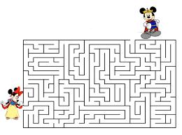 Labyrinthe Imprimer 7 Ans L