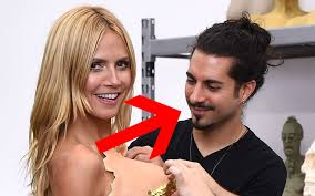 we need to talk about how problematically hot heidi klum s makeup artist is