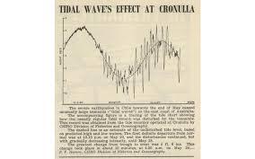 Noaa's national tsunami warning center said the tsunami is no longer a threat. The 1960 Chilean Earthquake And Tsunami Helped Prepare Australia For Tsunami Ajem News Views