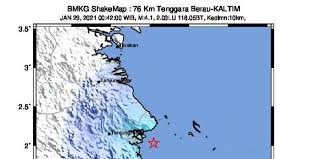 Peringatan ancaman gelombang tinggi di wilayah perairan kotabaru. Bmkg Stasiun Balikpapan Jelaskan Jenis Gempa Di Berau