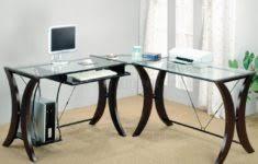 post glass home office desks. frosted glass top desk u2013 home office furniture post desks u