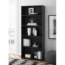 doors two white living room floating wood shelves under window bookcase bookshelf inches wide desk combo closed tall skinny