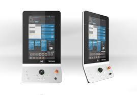 Machine Control Panel Design Tcp Tornos Control Panel Cnc Controller Control Panel