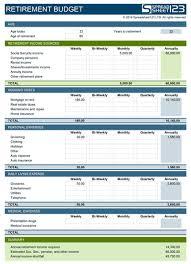 Retirement Checklist Templates 7 Free Docs Xlsx Pdf