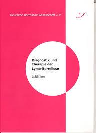 spätborreliose therapie