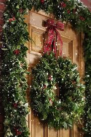 Christmas Decorations Design 100 Comfy Rustic Outdoor Christmas Décor Ideas DigsDigs 69