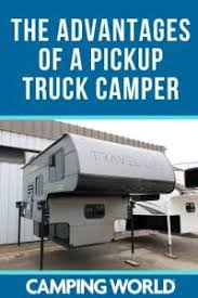The Advantages of a Pickup Truck Camper - Camping World