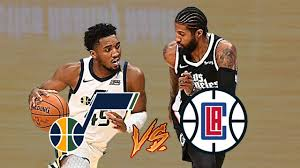 Utah Jazz vs LA Clippers | 2nd Round Preview and Predictions - YouTube