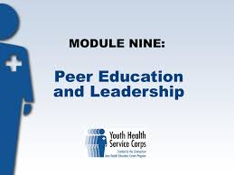 Qualities Of A Good Team Leader Peer Education