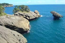 Panorama di pantai selatan Tulungagung