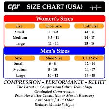 Compression Socks Chart Cpr Compression Socks Black White Polka Dots