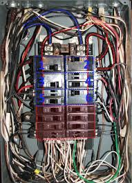 split bus electrical panels no main breaker charles buell 200 amp breaker panel at 150 Amp Breaker Fuse Box