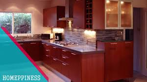modern kitchen cabinets cherry. Delighful Cherry NEW DESIGN 2017 20 Modern Cherry Red Kitchen Cabinets That You May Have  Never Seen Before For D