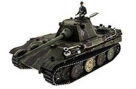 <b>Радиоуправляемый танк Taigen</b> 1:16 <b>Panther</b> TYPE F HC 2.4 Ghz ...