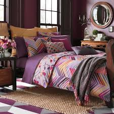 collier campbell ziggurat duvet cover collection