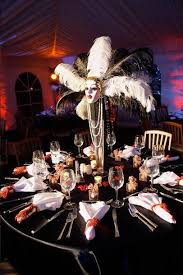 Table Decorations For Masquerade Ball Ideas For Throwing a Mardi Gras Masquerade Party Masquerade ball 5