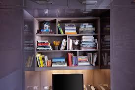 loft home office. desk armoire wardrobe library custom cabinets loft home office