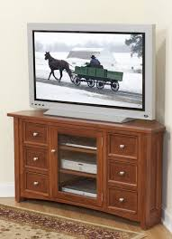 Garnet Hill Corner Tv Stand Ohio Hardwood Furniture