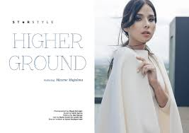 Higher Ground featuring Maxene Magalona Star Style
