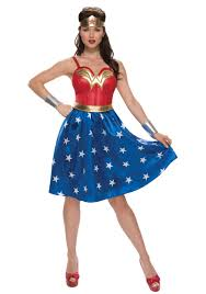 Wonder Woman Costume Pattern Unique Deluxe Plus Size Long Dress Wonder Woman Costume Walmart