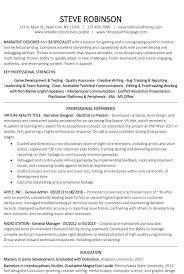 Resume Examples And Tips Oracle Resumes