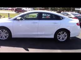 2015 chrysler 200 white. 2015 chrysler 200 white limited bluetooth heated seat 17 inch alloys