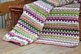 V Stitch Crochet Pattern Impressive Crochet VStitch Tutorial Patterns For Practice