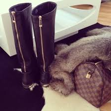 shoes black boots tall black boots black tall boots boots leather boots black leather boots zipperback