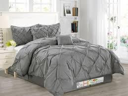 pintuck bedding grey bedding designs