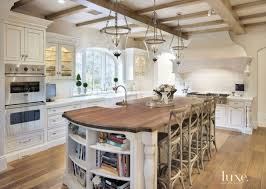 Modern French Country Kitchen Idea French Country Kitchen Decor Ideas Within Modern White Design