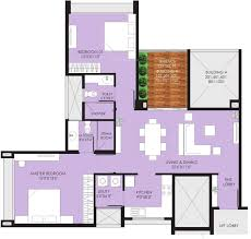 144 Square Feet Marvel Fria By Marvel Realtors And Developers In Wagholi Pune