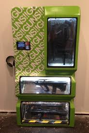 Vending Machine Names Simple Guns Badasses And Art
