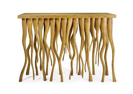 funky wood furniture. london based designer gareth neal combines the old and new to create distinctive wood furniture funky