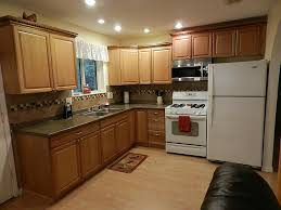 Small Kitchen Color Scheme Kitchen Wall Colors With Brown Cabinets Small Closet Victorian